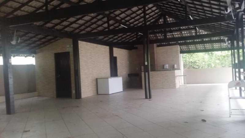 28 Churrasqueira - Casa em Condomínio 4 quartos à venda Taquara, Rio de Janeiro - R$ 795.000 - FRCN40036 - 30