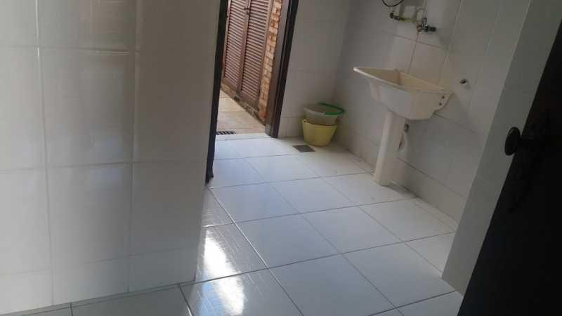 lavanderia - Casa em Condominio À VENDA, Freguesia (Jacarepaguá), Rio de Janeiro, RJ - FRCN30064 - 16