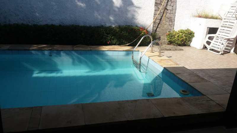 piscina - Casa em Condominio À VENDA, Freguesia (Jacarepaguá), Rio de Janeiro, RJ - FRCN30064 - 19