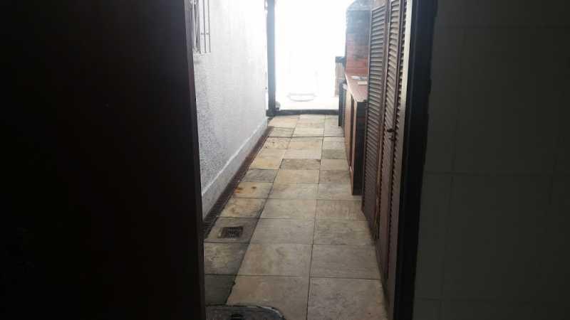 servidão. - Casa em Condominio À VENDA, Freguesia (Jacarepaguá), Rio de Janeiro, RJ - FRCN30064 - 22