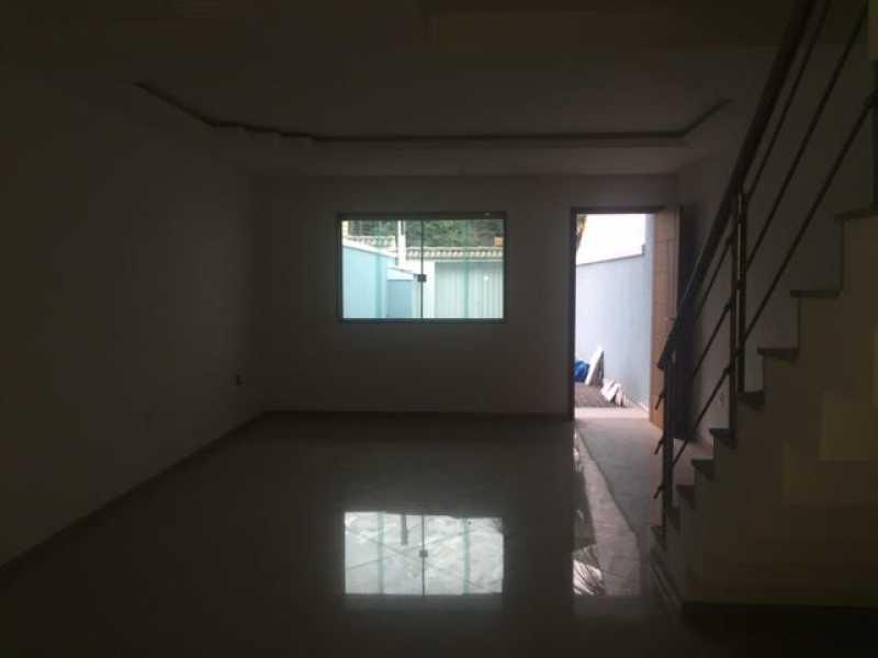 03 - Casa em Condominio Taquara,Rio de Janeiro,RJ À Venda,3 Quartos,131m² - FRCN30070 - 1