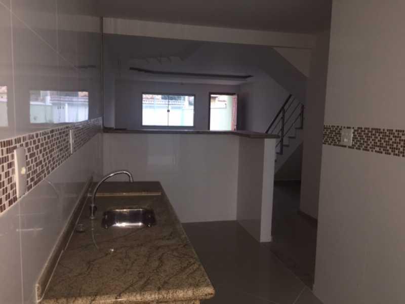 15 - Casa em Condomínio 3 quartos à venda Taquara, Rio de Janeiro - R$ 590.000 - FRCN30071 - 13