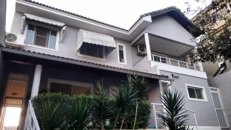 199 - Casa em Condominio Anil,Rio de Janeiro,RJ À Venda,4 Quartos,231m² - FRCN40046 - 1