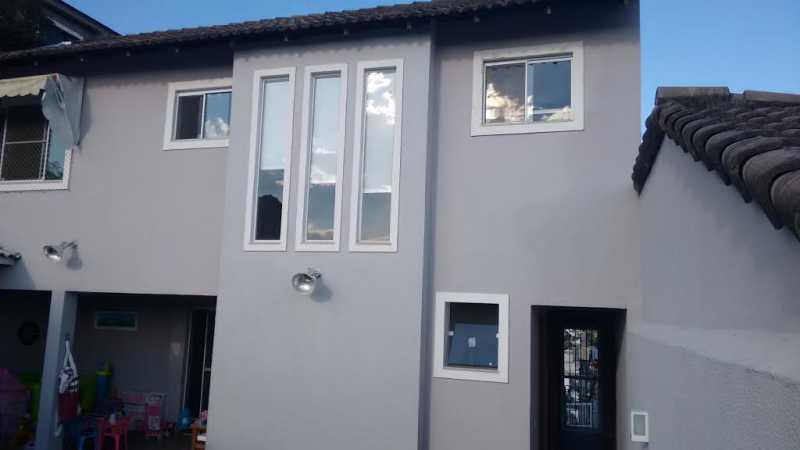 208 - Casa em Condominio Anil,Rio de Janeiro,RJ À Venda,4 Quartos,231m² - FRCN40046 - 6