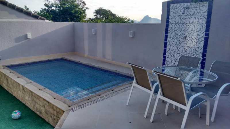213 - Casa em Condominio Anil,Rio de Janeiro,RJ À Venda,4 Quartos,231m² - FRCN40046 - 9