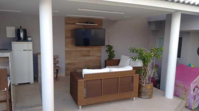 216 - Casa em Condominio Anil,Rio de Janeiro,RJ À Venda,4 Quartos,231m² - FRCN40046 - 8