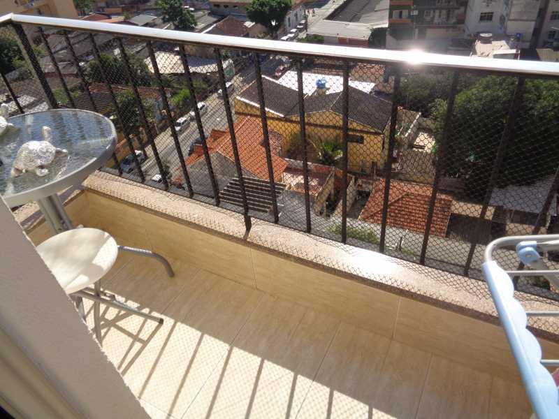 DSC06748 - Apartamento À VENDA, Engenho de Dentro, Rio de Janeiro, RJ - MEAP20349 - 5