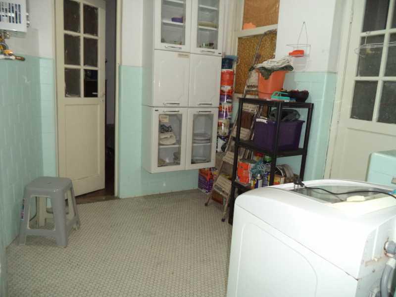 area 2 - Apartamento Tijuca,Rio de Janeiro,RJ À Venda,4 Quartos,140m² - MEAP40008 - 27