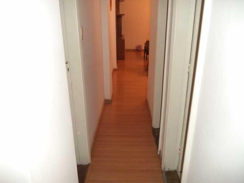 circulação - Apartamento Tijuca,Rio de Janeiro,RJ À Venda,4 Quartos,140m² - MEAP40008 - 12