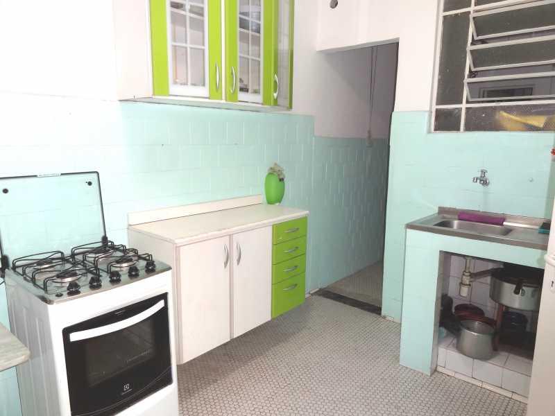 cozinha 4 - Apartamento Tijuca,Rio de Janeiro,RJ À Venda,4 Quartos,140m² - MEAP40008 - 25