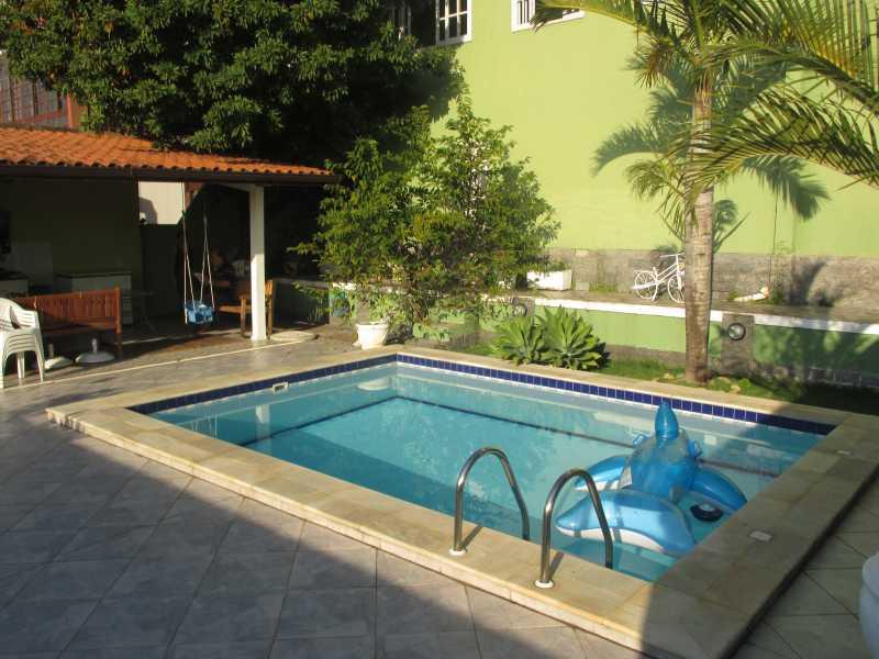 14 - Casa em Condomínio 3 quartos à venda Anil, Rio de Janeiro - R$ 1.300.000 - FRCN30075 - 1