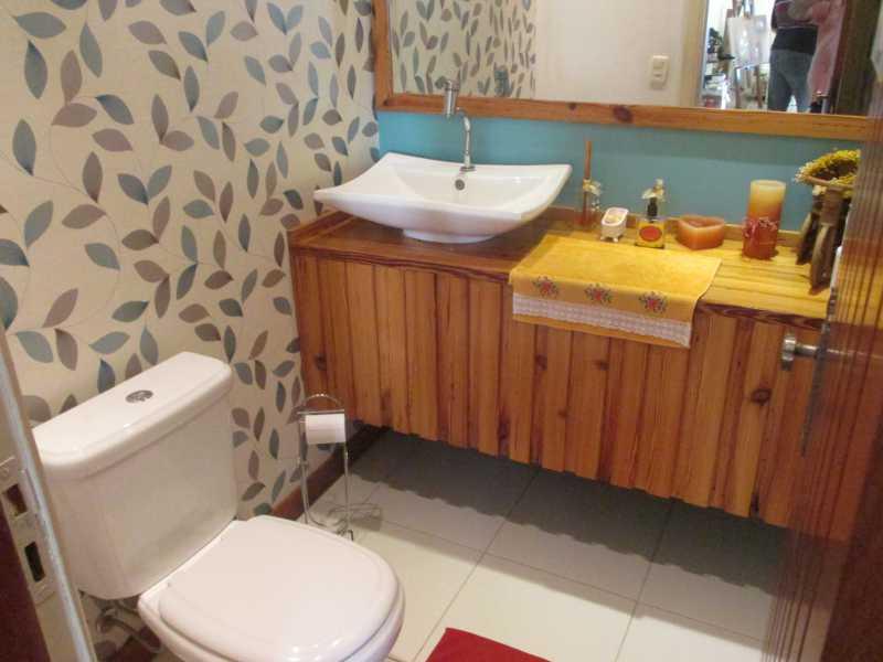 21 - Casa em Condomínio 3 quartos à venda Anil, Rio de Janeiro - R$ 1.300.000 - FRCN30075 - 22