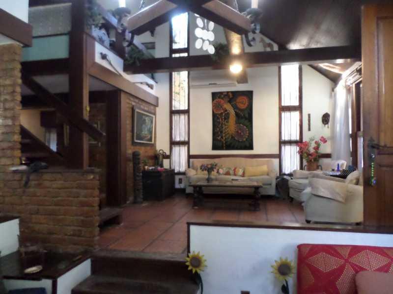 1a - Casa em Condomínio 4 quartos à venda Anil, Rio de Janeiro - R$ 1.280.000 - FRCN40049 - 3