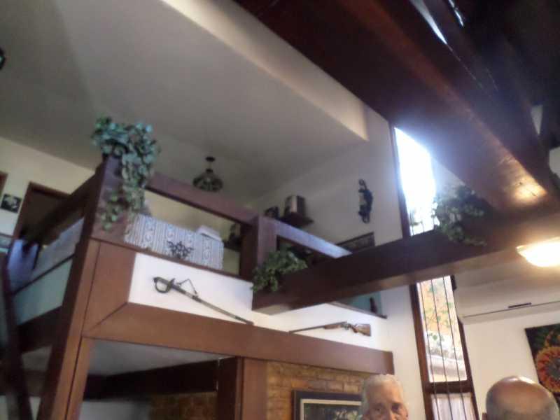 5 - Casa em Condomínio 4 quartos à venda Anil, Rio de Janeiro - R$ 1.280.000 - FRCN40049 - 7
