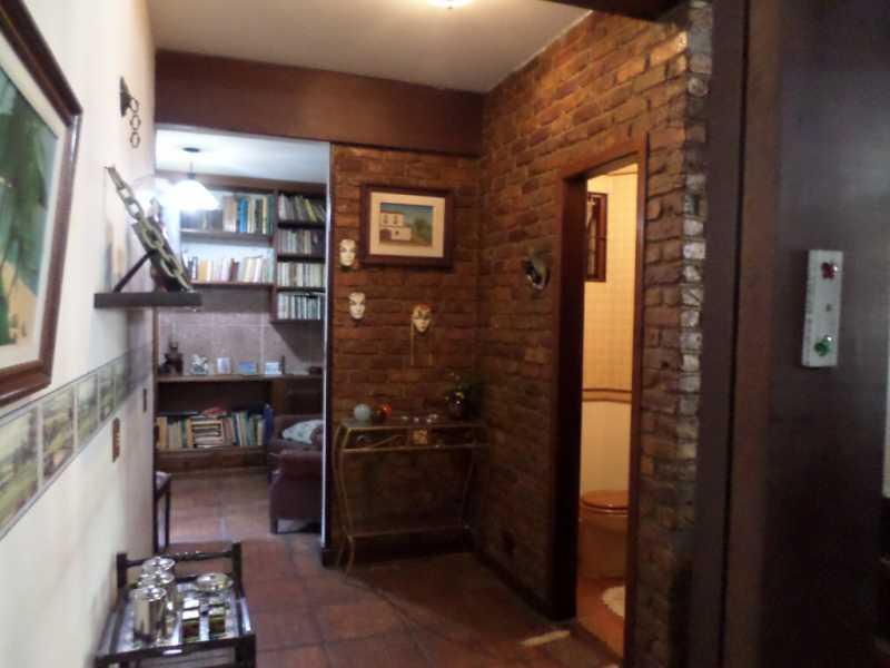 10 - Casa em Condomínio 4 quartos à venda Anil, Rio de Janeiro - R$ 1.280.000 - FRCN40049 - 12