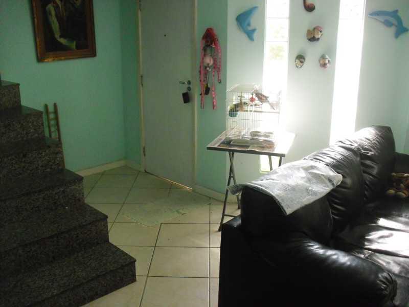 1 - Casa em Condomínio 3 quartos à venda Pechincha, Rio de Janeiro - R$ 390.000 - FRCN30077 - 3