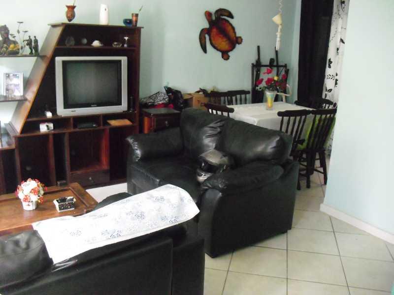 2 - Casa em Condomínio 3 quartos à venda Pechincha, Rio de Janeiro - R$ 390.000 - FRCN30077 - 1