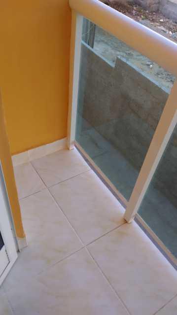 P_20170825_162258 - Casa de Vila 2 quartos à venda Água Santa, Rio de Janeiro - R$ 230.000 - MECV20025 - 12