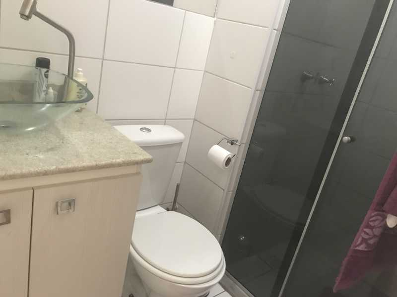 IMG_3783 - Apartamento 2 quartos à venda Engenho de Dentro, Rio de Janeiro - R$ 270.000 - MEAP20440 - 4
