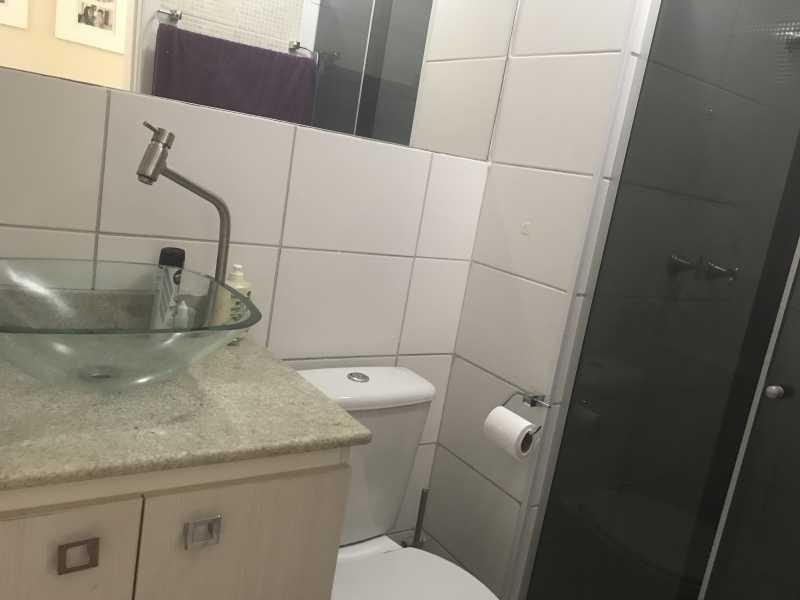 IMG_3784 - Apartamento 2 quartos à venda Engenho de Dentro, Rio de Janeiro - R$ 270.000 - MEAP20440 - 5