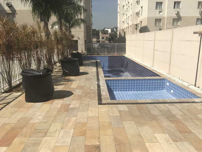IMG_3804 - Apartamento 2 quartos à venda Engenho de Dentro, Rio de Janeiro - R$ 270.000 - MEAP20440 - 19