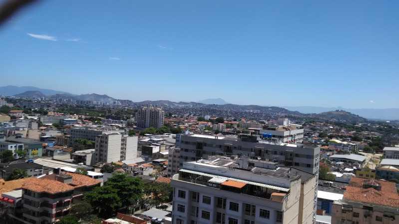 2 - vista do imóvel - Apartamento À VENDA, Rocha, Rio de Janeiro, RJ - MEAP20452 - 22