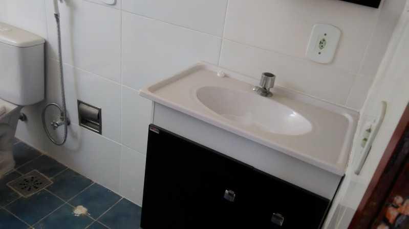 15 - banheiro social - Apartamento À VENDA, Rocha, Rio de Janeiro, RJ - MEAP20452 - 13