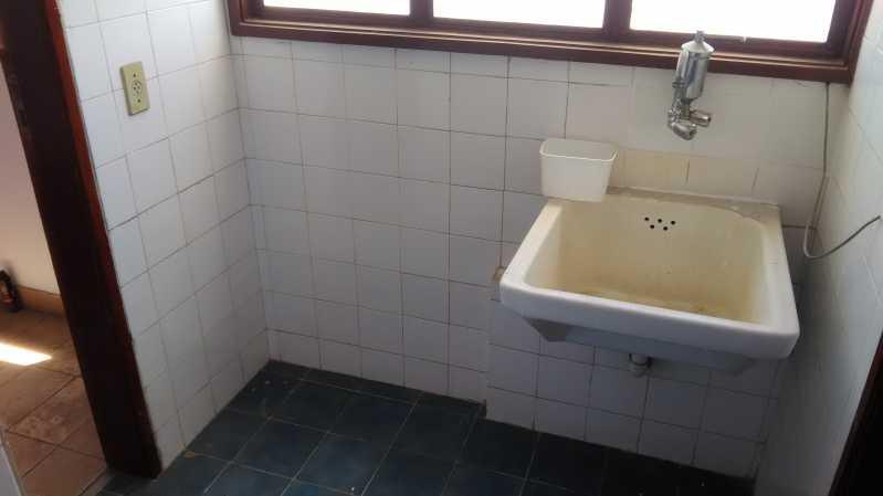 21 - área de serviço - Apartamento À VENDA, Rocha, Rio de Janeiro, RJ - MEAP20452 - 19
