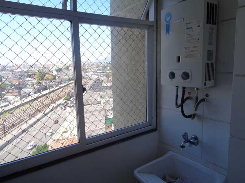 DSC07176 - Apartamento 2 quartos para alugar Cascadura, Rio de Janeiro - R$ 1.100 - MEAP20464 - 17