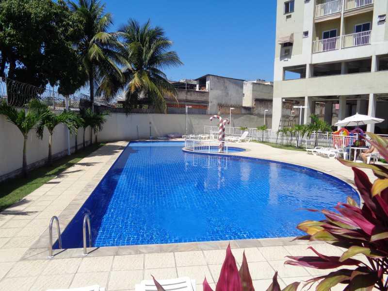 DSC07178 - Apartamento 2 quartos para alugar Cascadura, Rio de Janeiro - R$ 1.100 - MEAP20464 - 1