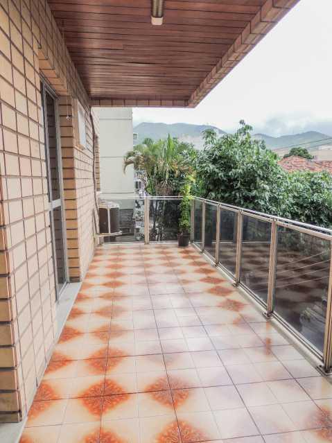 4 - VARANDA. - Apartamento 2 quartos à venda Méier, Rio de Janeiro - R$ 390.000 - MEAP20475 - 5