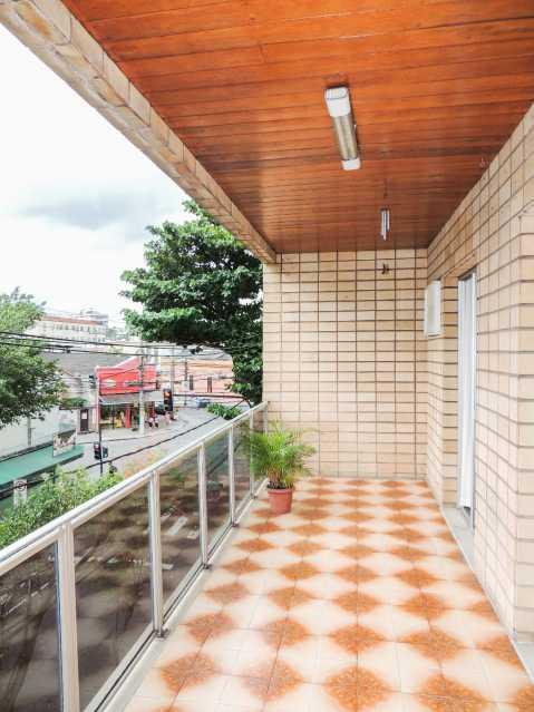 5 - VARANDA. - Apartamento 2 quartos à venda Méier, Rio de Janeiro - R$ 390.000 - MEAP20475 - 6