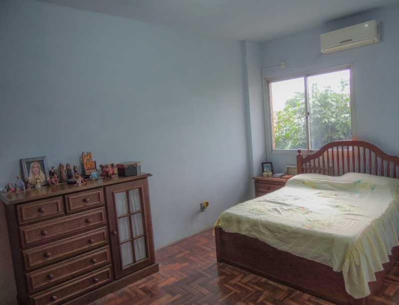 16 - QUARTO 2. - Apartamento 2 quartos à venda Méier, Rio de Janeiro - R$ 390.000 - MEAP20475 - 8
