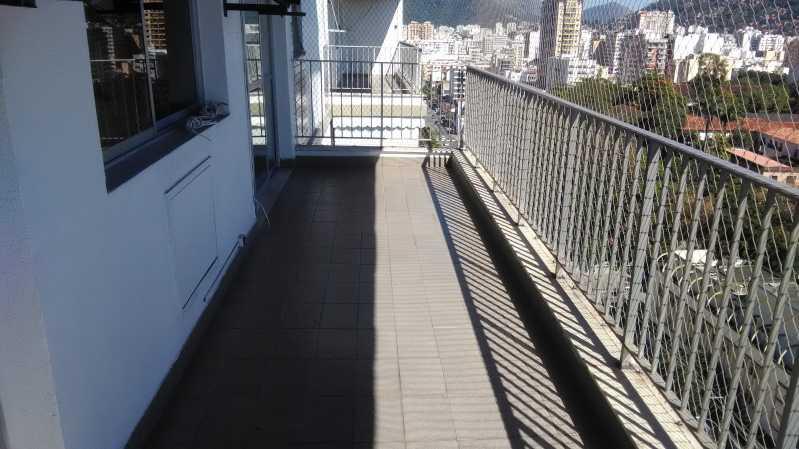 4 - VARANDA - Apartamento Maracanã,Rio de Janeiro,RJ À Venda,2 Quartos,86m² - MEAP20476 - 5