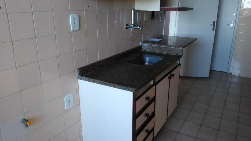 16 - COZINHA - Apartamento Maracanã,Rio de Janeiro,RJ À Venda,2 Quartos,86m² - MEAP20476 - 17