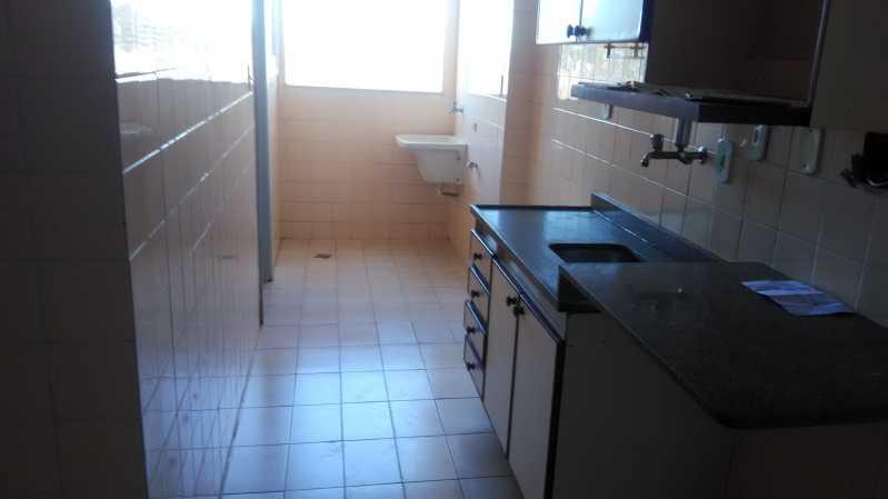 17 - COZINHA - Apartamento Maracanã,Rio de Janeiro,RJ À Venda,2 Quartos,86m² - MEAP20476 - 18