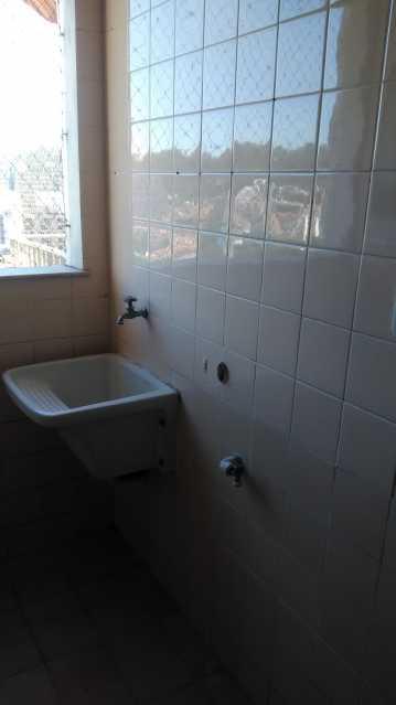 19 - ÁREA DE SERVIÇO - Apartamento Maracanã,Rio de Janeiro,RJ À Venda,2 Quartos,86m² - MEAP20476 - 20