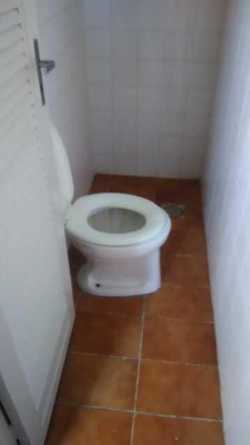 22 - BANHEIRO DE EMPREGADA - Apartamento Maracanã,Rio de Janeiro,RJ À Venda,2 Quartos,86m² - MEAP20476 - 23