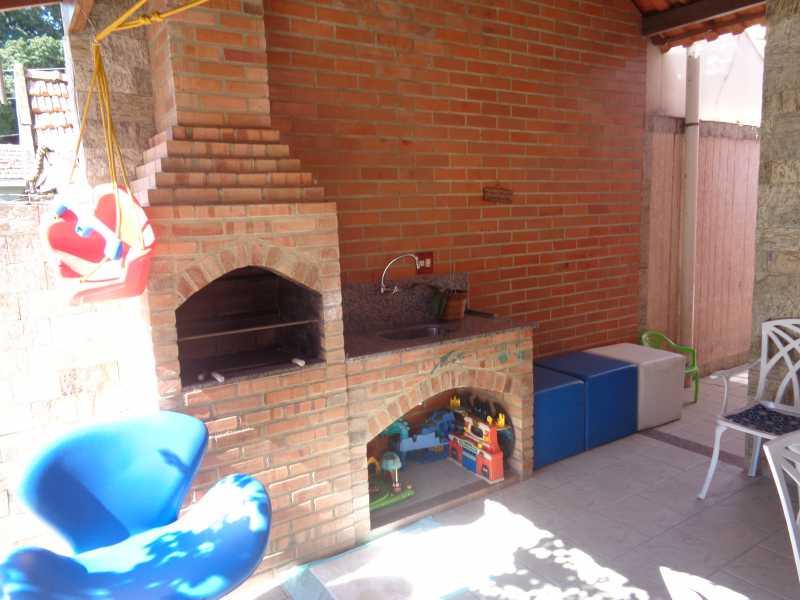 DSC07495 - Casa À VENDA, Todos os Santos, Rio de Janeiro, RJ - MECA40010 - 4
