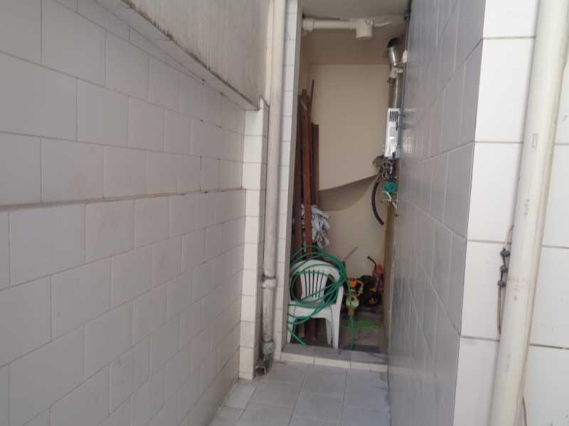 DSC07504 - Casa À VENDA, Todos os Santos, Rio de Janeiro, RJ - MECA40010 - 27