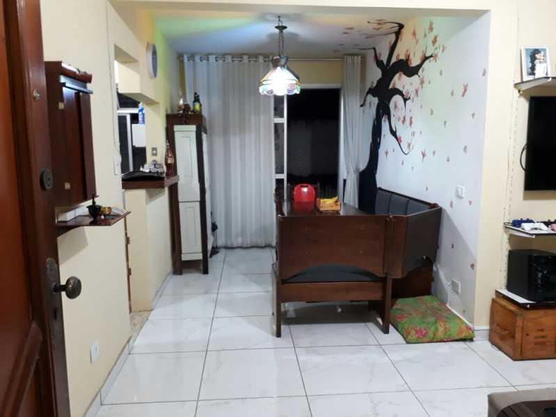 1 - sala. - Apartamento Méier, Rio de Janeiro, RJ Para Alugar, 2 Quartos, 61m² - MEAP20478 - 1