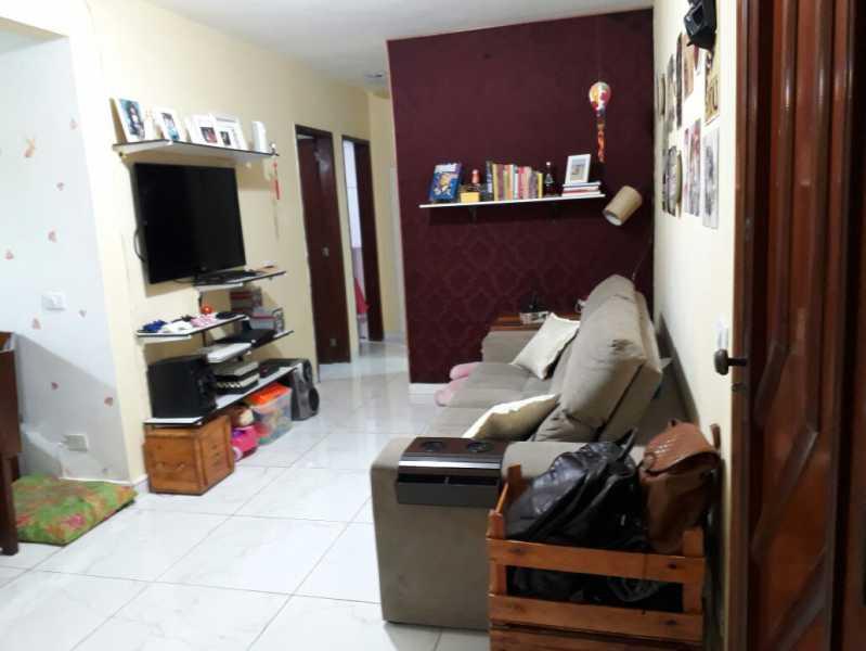 2 - sala. - Apartamento Méier, Rio de Janeiro, RJ Para Alugar, 2 Quartos, 61m² - MEAP20478 - 3