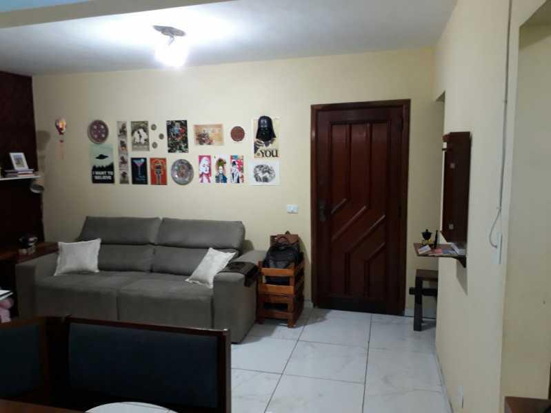 4 -  sala. - Apartamento Méier, Rio de Janeiro, RJ Para Alugar, 2 Quartos, 61m² - MEAP20478 - 5