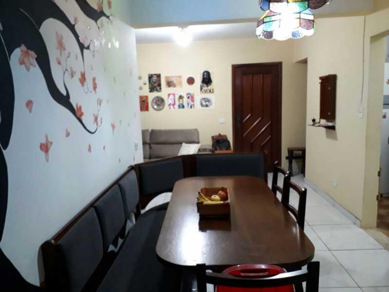 6 - sala. - Apartamento Méier, Rio de Janeiro, RJ Para Alugar, 2 Quartos, 61m² - MEAP20478 - 7