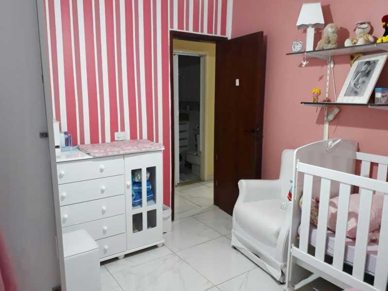 11 - quarto 2. - Apartamento Méier, Rio de Janeiro, RJ Para Alugar, 2 Quartos, 61m² - MEAP20478 - 11