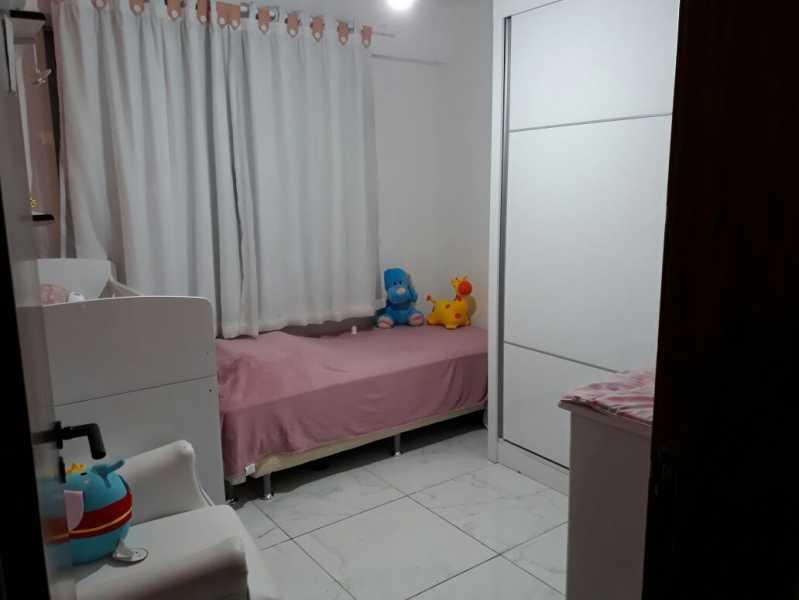12 - quarto 2. - Apartamento Méier, Rio de Janeiro, RJ Para Alugar, 2 Quartos, 61m² - MEAP20478 - 12