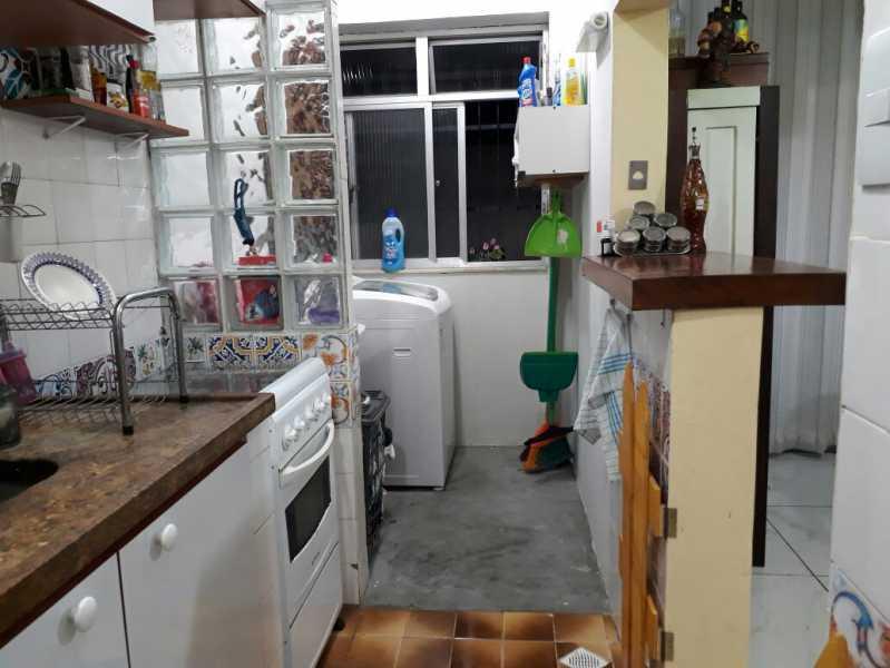 14 - cozinha. - Apartamento Méier, Rio de Janeiro, RJ Para Alugar, 2 Quartos, 61m² - MEAP20478 - 19