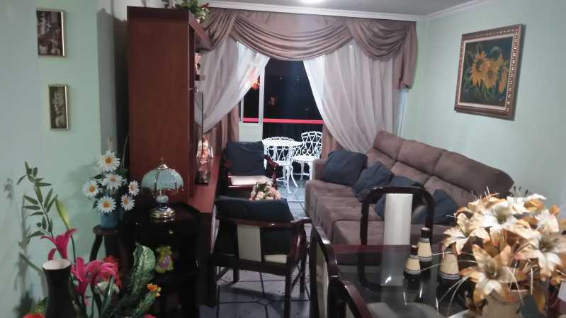 3 - sala - Apartamento Engenho Novo,Rio de Janeiro,RJ À Venda,2 Quartos,76m² - MEAP20488 - 3