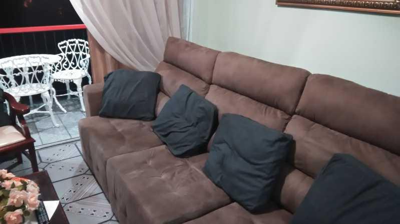 4 - sala - Apartamento Engenho Novo,Rio de Janeiro,RJ À Venda,2 Quartos,76m² - MEAP20488 - 5