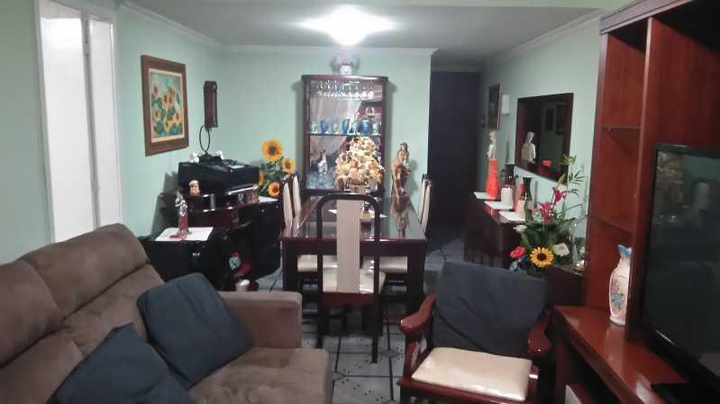 6 - sala - Apartamento Engenho Novo,Rio de Janeiro,RJ À Venda,2 Quartos,76m² - MEAP20488 - 1